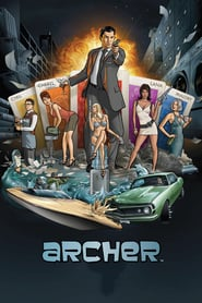 Voir Serie Archer streaming