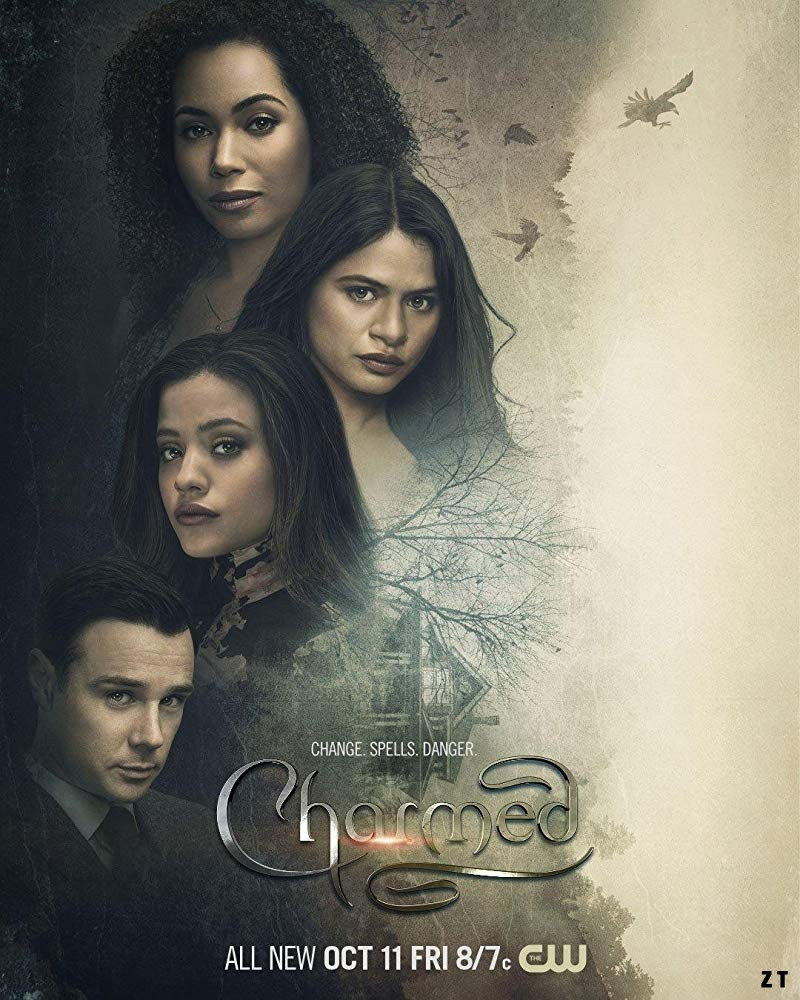 Voir Serie Charmed streaming