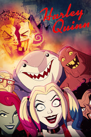 Voir Serie Harley Quinn streaming