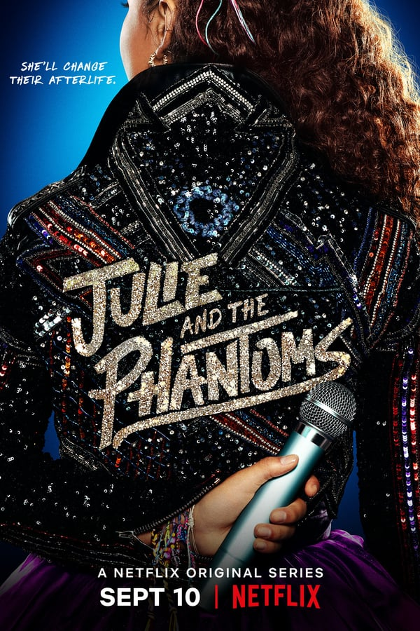 voir serie Julie and the Phantoms 2020 streaming