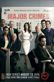 Voir Serie Major Crimes streaming