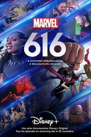 Voir Serie Marvel 616 streaming