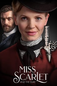 Voir Serie Miss Scarlet and the Duke streaming