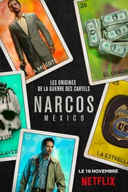 voir serie Narcos: Mexico 2018 streaming