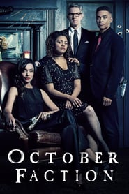 Voir Serie October Faction streaming