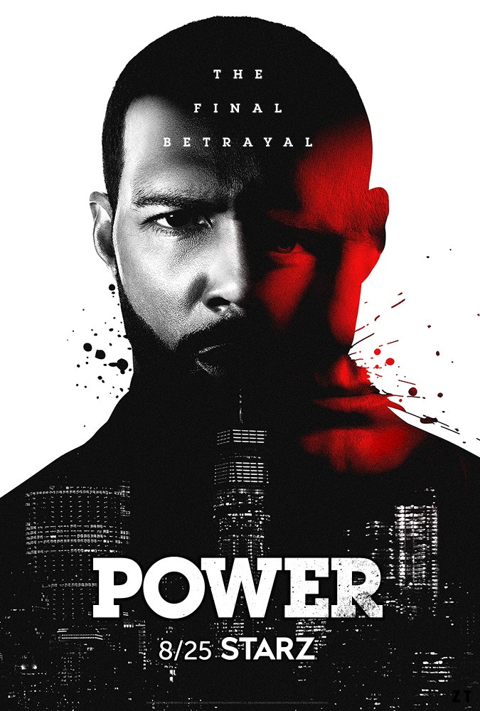 voir serie Power 2014 streaming