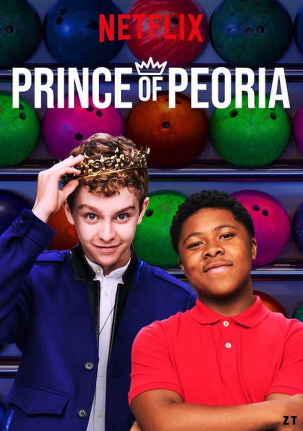 voir serie Prince of Peoria 2018 streaming