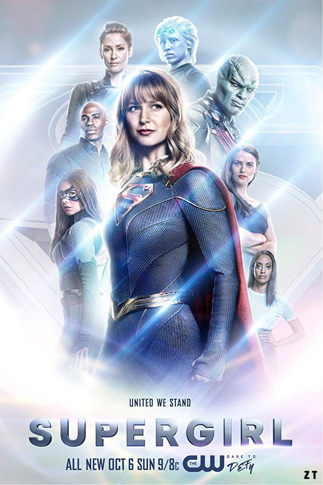 voir serie Supergirl 2015 streaming