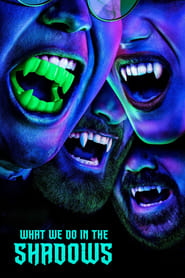 Vampires en toute intimité:What We Do In The Shadows streaming gratuit