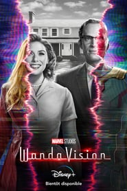 voir serie WandaVision 2021 streaming