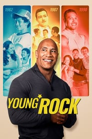 voir serie Young Rock 2021 streaming